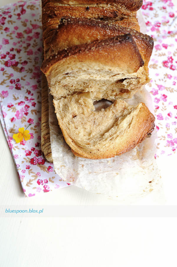 przepis na odrywane ciasto cynamonowe