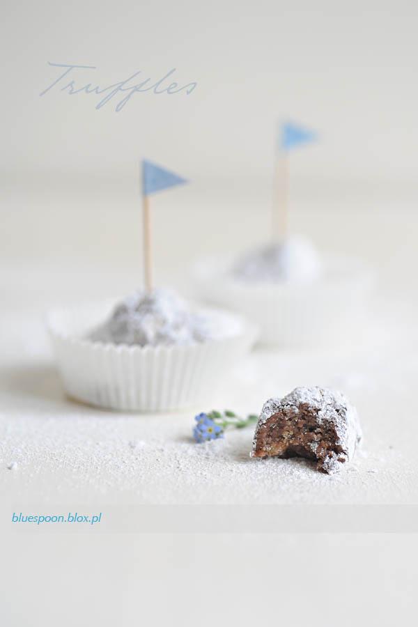 Trufle ciasteczkowe na kinder bal