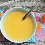 Zupa z dyni (na mleku) czyli znów jestem dzieckiem