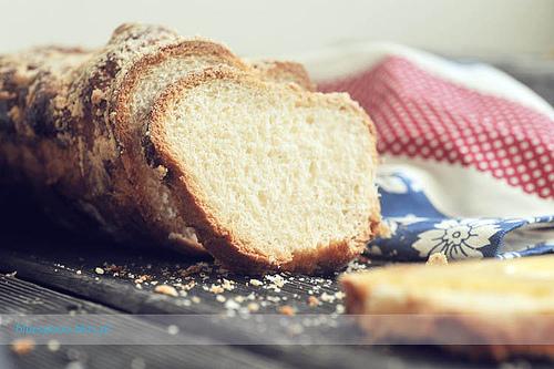 przepis na chałkę drożdzową - fotografia kulinarna bluespoon