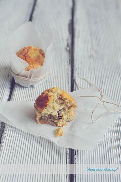 muffinki bananowe z imbirem - sprawdzony przepis i zdjęcia