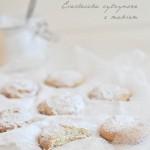 Cytryny i mak czyli bożonarodzeniowe ciasteczka