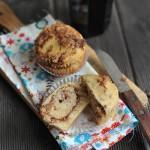 Muffinki prawie szwedzkie czyli zawijasy cynamonowe