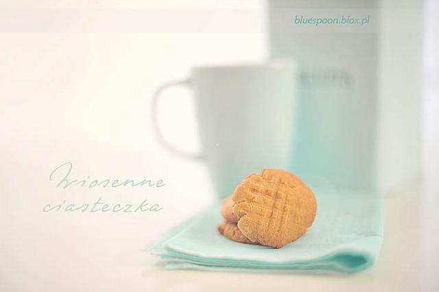 przepis na łatwe ciasteczka z masłem orzechowym