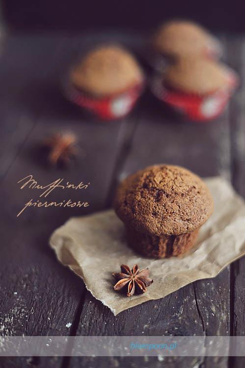 sprawdzony przepis na piernikowe muffinki