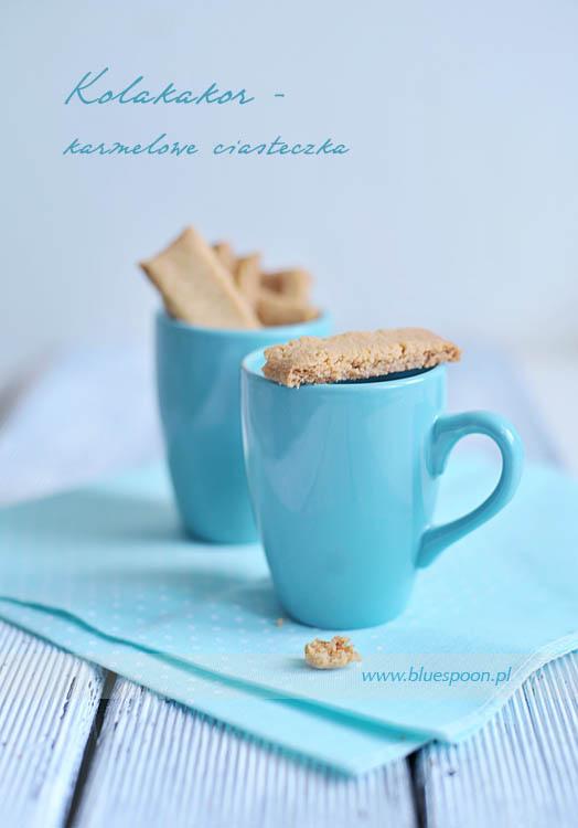 kolakakor - szwedzkie ciasteczka karmelowe