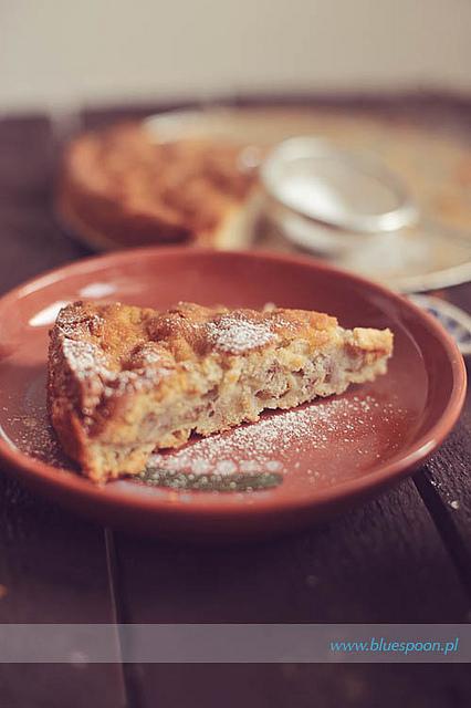 łatwy przepis na francuskie ciasto z jabłkami