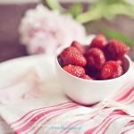 Truskawki, truskawki i rabarbar – przepisy