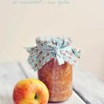 Jabłka prażone na szarlotkę