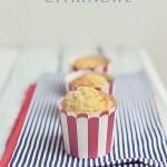 Cytrynowe muffinki z serem