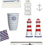 Marynistyczne dodatki – wypatrzone w sklepach (ceny)