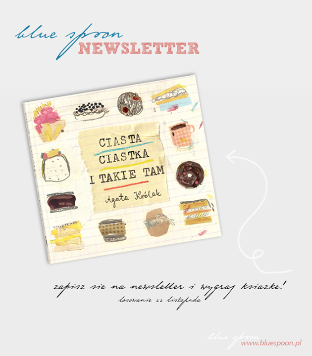 newsletter blue spoon