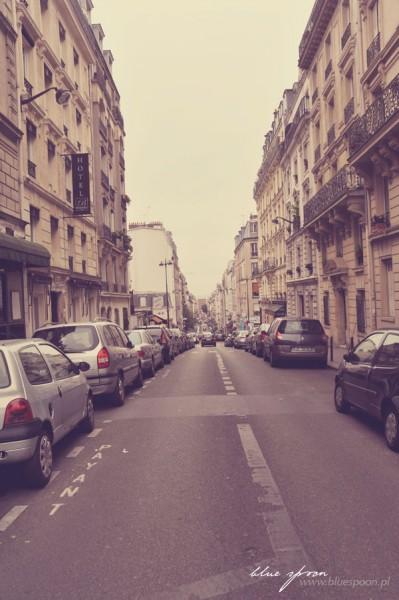 ulice Paryza