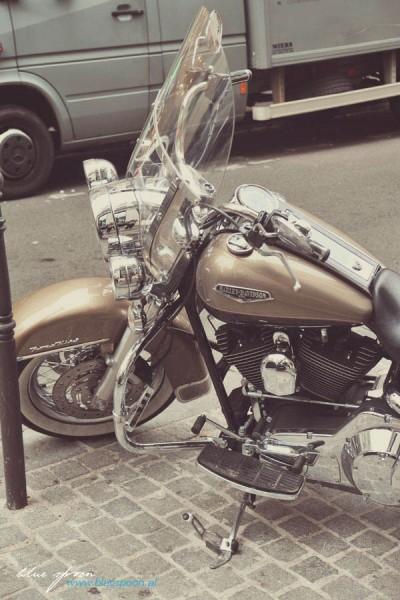Harley Davidson Paryz