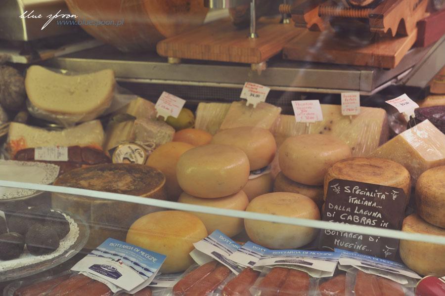 W sklepach jest absolutnie oszałamiający wybór serów