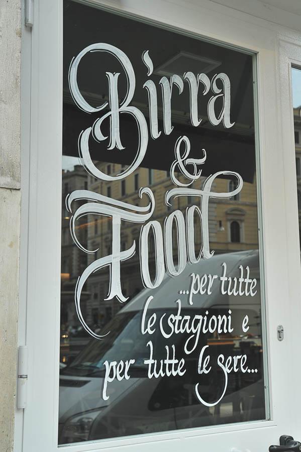 restauracja w Rzymie