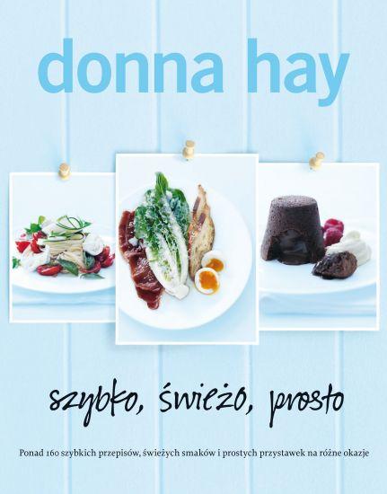 ksiązka Donny Hay