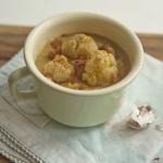 Zupa kalafiorowo-porowa