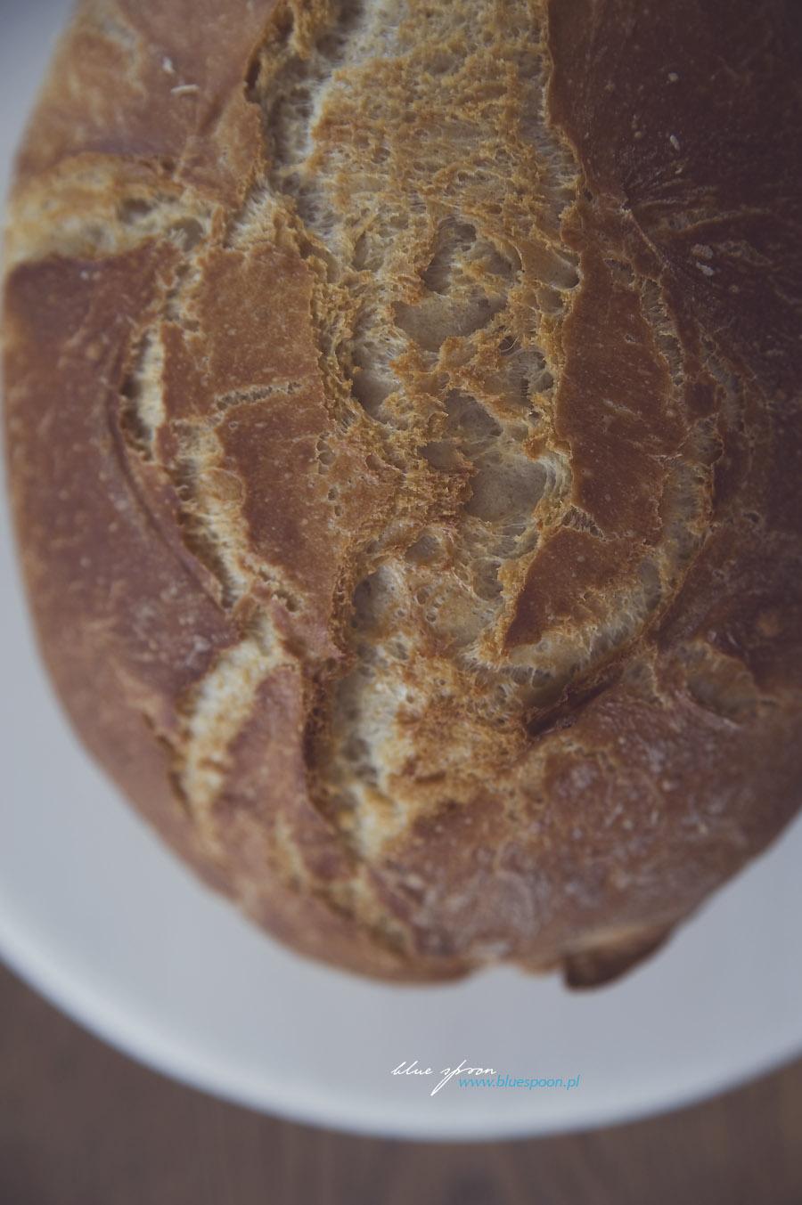 przepis na chleb pszenny
