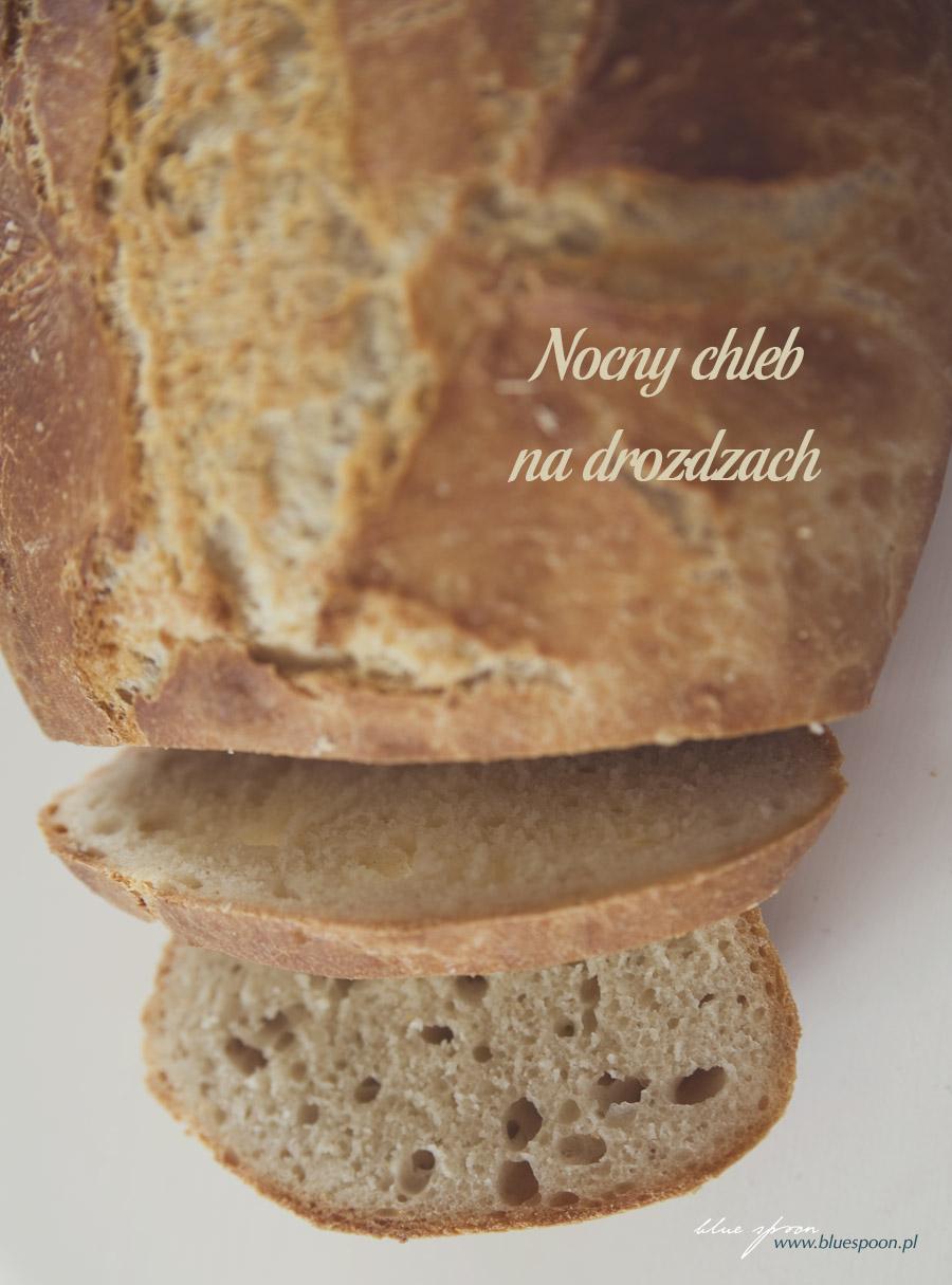 prosty chleb na drozdzach
