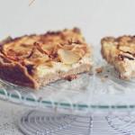 Ciasto bawarskie z jabłkami czyli o improwizacji