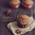 Piernikowe muffinki czyli święta idą
