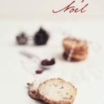Cranberry Noel – ciastka z żurawiną