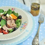 Sałatka nicejska (z tuńczykiem)